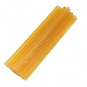 چسب حرارتی زرد شیشه ای قوی وصنعتی