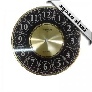 صفحه ساعت ایستاده قطر 24