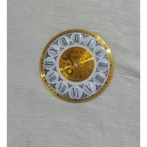 صفحه 17/5 طرح جدید شماره فلزی برجسته بسته 2 عددی