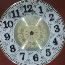 صفحه ساعت  سایز18 برجسته
