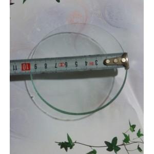 شیشه خم  9.5 سانتی متری