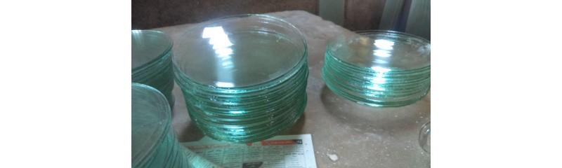 شیشه خم 15 سانتی